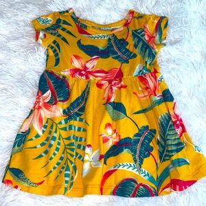 EUC Infant baby girls dress outfit size 3-6 months